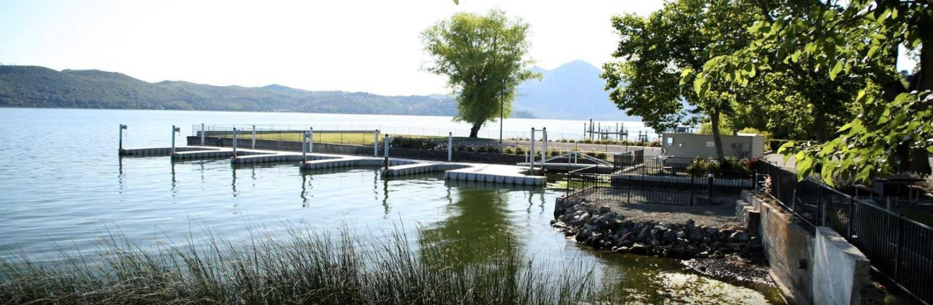 Clear Lake Cottages and Marina in Clearlake, California - Home